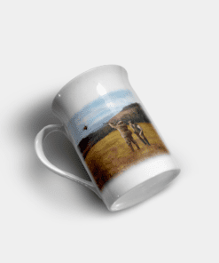Country Images Personalised Custom Bone China Mug Highland Collection Clay Pigeon Shooting Sports Shoot Skeet Gift Gifts Idea Ideas 11
