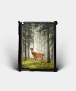 Country Images Personalised Custom Customised iPad Shell Cover Case Scotland Scottish Highlands Highland Roebuck Roebucks Deer Gift Gifts 2
