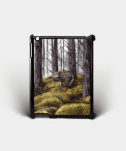 Country Images Personalised Custom Customised iPad Shell Cover Case Scotland Scottish Highlands Highland Wildcat Wildcats Wild Cat Cats Gift Gifts 2