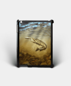 Country Images Personalised Custom Customised iPad Shell Cover Case Scotland Scottish Pike Angling Angler Fishing Gift Gifts 2