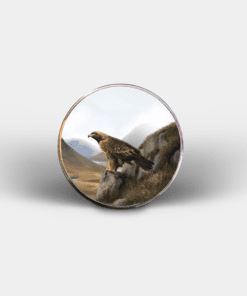 Country Images Personalised Printed Custom Magnet Cheap Highland Collection Eagle Bird of Prey Customised Gift Gifts