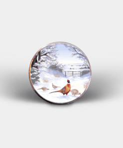Country Images Personalised Printed Custom Magnet Cheap Highland Collection Pheasant Pheasants Customised Gift Gifts