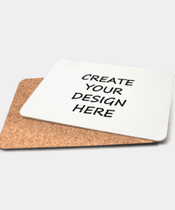 Country Images Personalised Printed Custom Placemats Tablemats Cheap Customised Customise UK Scotland Scottish Gift Gifts Ideas Tableware (Cork)