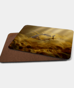 Country Images Personalised Printed Custom Placemats Tablemats Cheap Highland Collection Common Carp Scotland Scottish Gift Gifts Ideas Tableware (Board)
