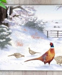 Highland Collection - Worktop Saver (Pheasant) Personalised Gift