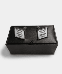 Country Images Personalised Custom Cufflinks Cufflink Cuff Links Set UK Create Your Own Customised Gift Gifts 1