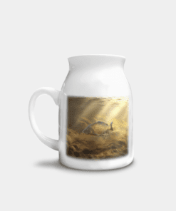 Country Images Personalised Printed Custom Milk Jugs Common Carp Angling Angler Fishing Gifts 2