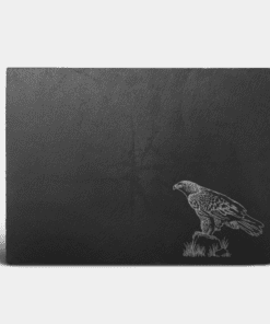 Country Images Scotland Custom Personalised Slate Placemats Place Mat Placemat Table Tablemats Engraved Scottish UK Golden Eagle Eagles